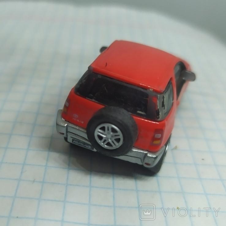 Машинка Toyota Raw4  (12.20), фото №6