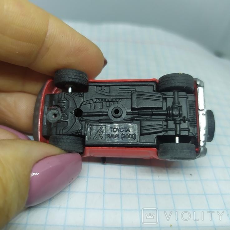 Машинка Toyota Raw4  (12.20), фото №7