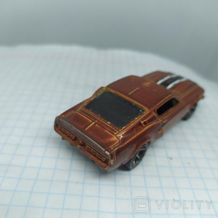 Машинка металл.  Mattel  (12.20), фото №6