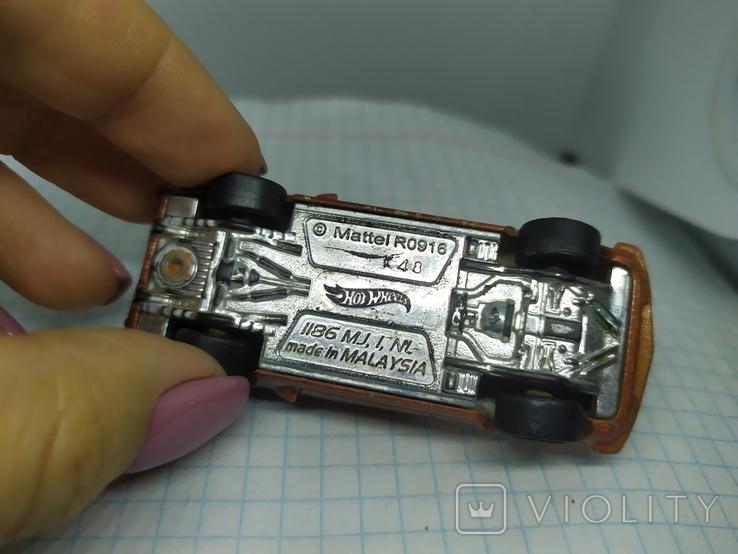 Машинка металл.  Mattel  (12.20), фото №7