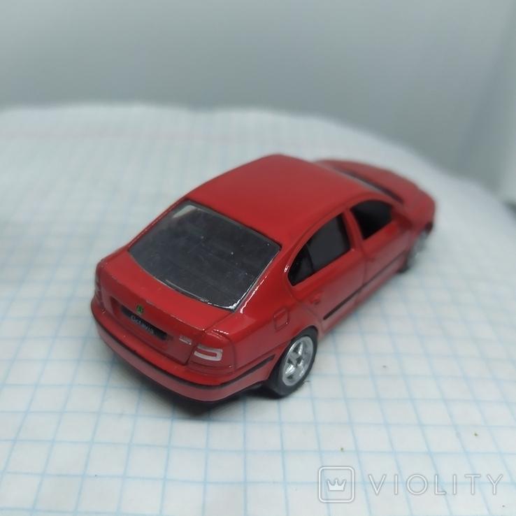 Модель авто Skjda Octavia  (12.20), фото №6