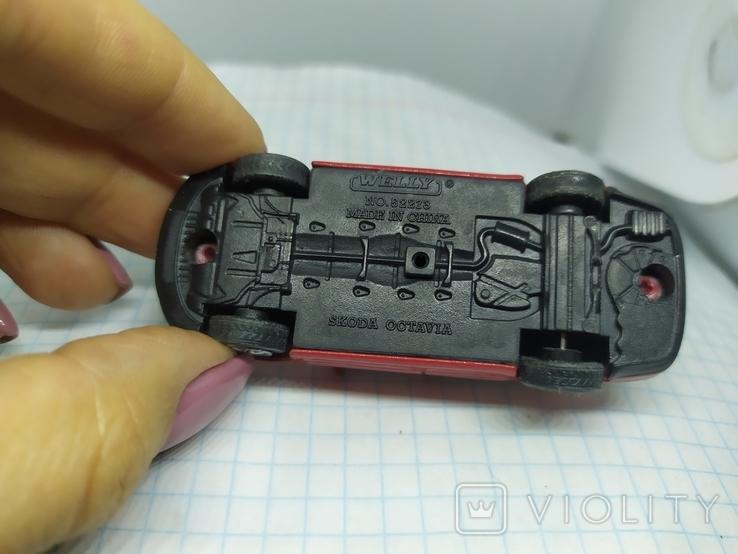 Модель авто Skjda Octavia  (12.20), фото №7