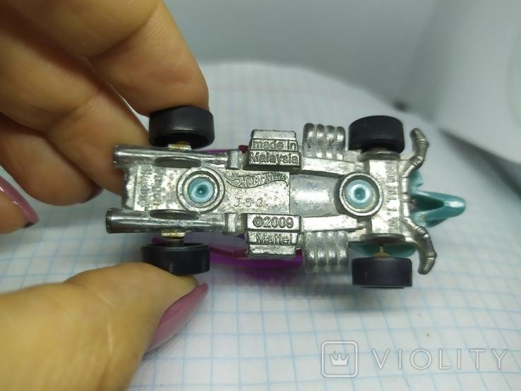 Машинка Дракон. 2009 Mattel, фото №7