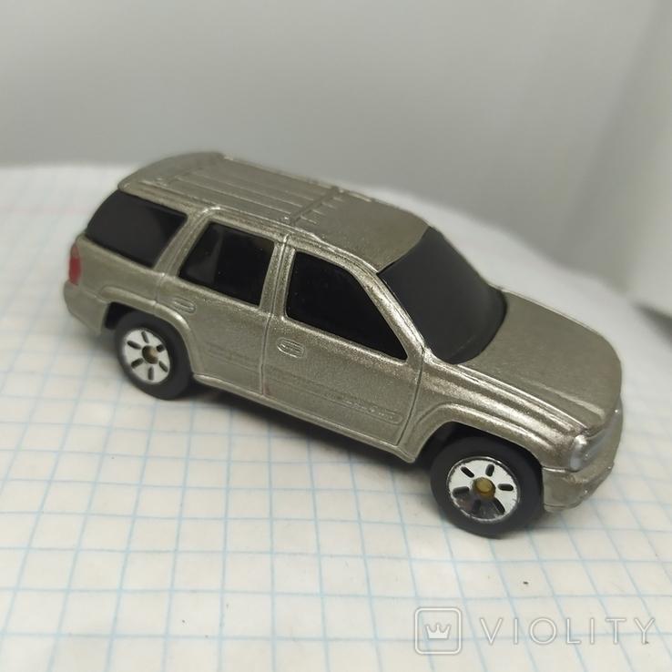 Машинка Chevrolet Trailblazer. Maisto  (12.20), фото №2