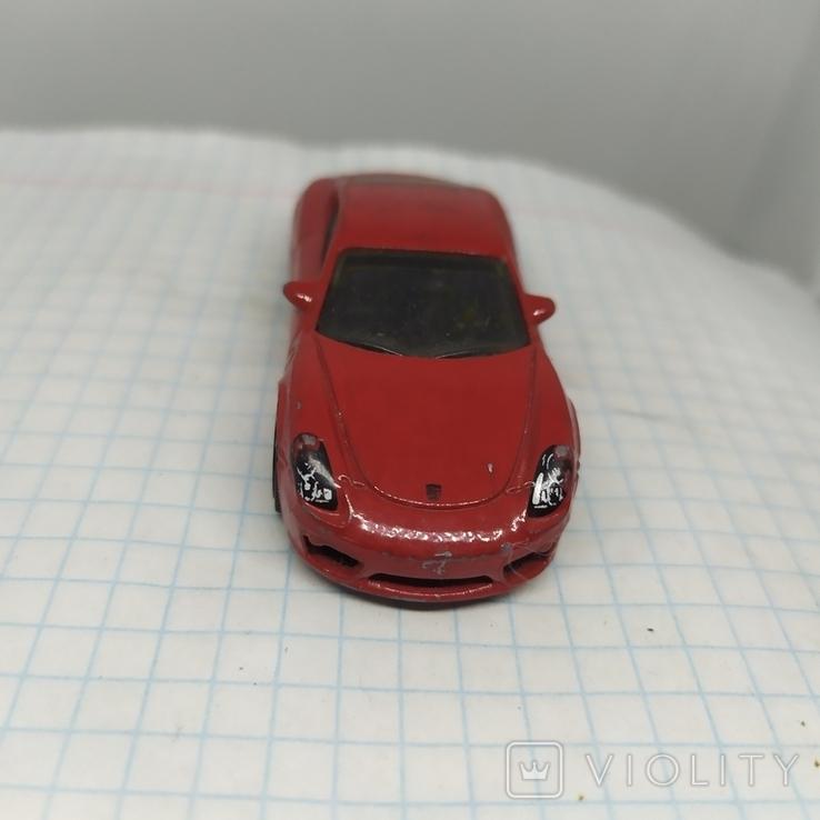 Модель авто Porsche Cayman. 2014 Mattel. Matchbox  (12.20), фото №3