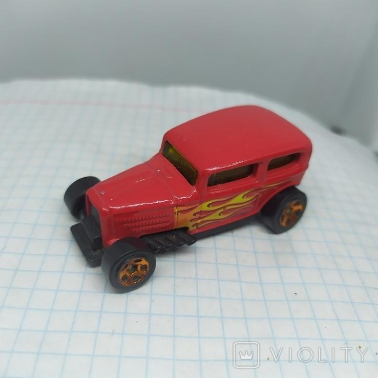 Машинка металл. 2001 Mattel  (12.20), фото №4