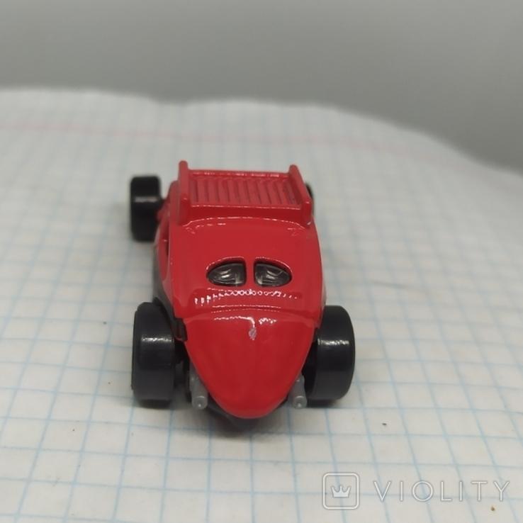 Машинка Volkswagen beetle. 2015 Mattel  (12.20), фото №6