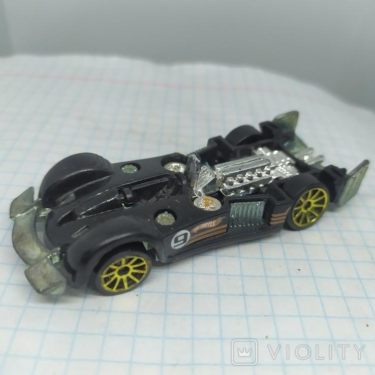 Машинка Road Rocket. 1995 Mattel, фото №4