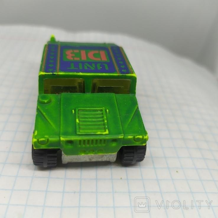 Военная машинка  (12.20), фото №3
