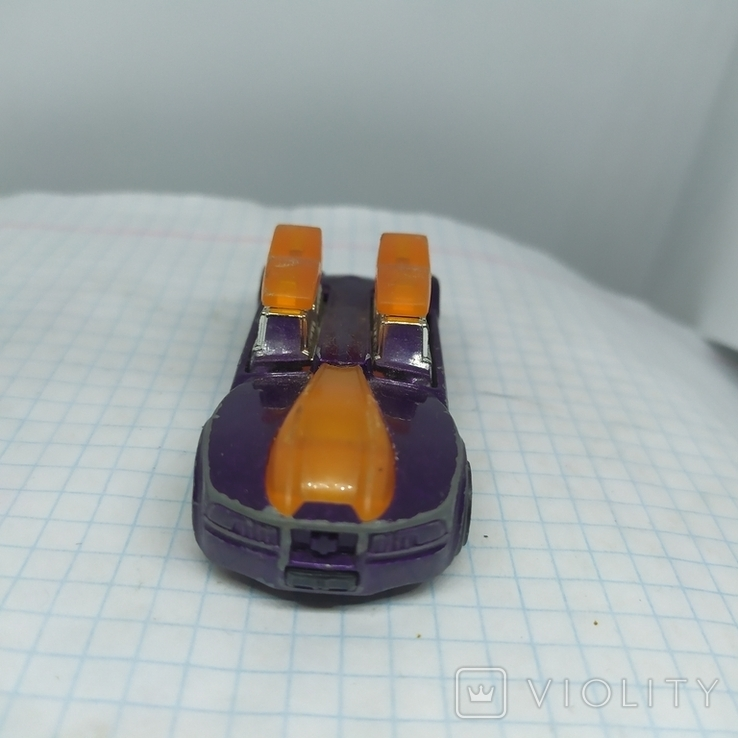 Машинка металл. 2006 Mattel  (12.20), фото №6
