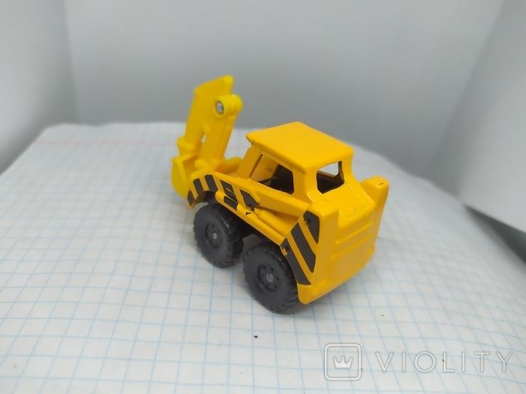 Трактор Бульдозер. Металл. Maisto  (12.20), фото №5