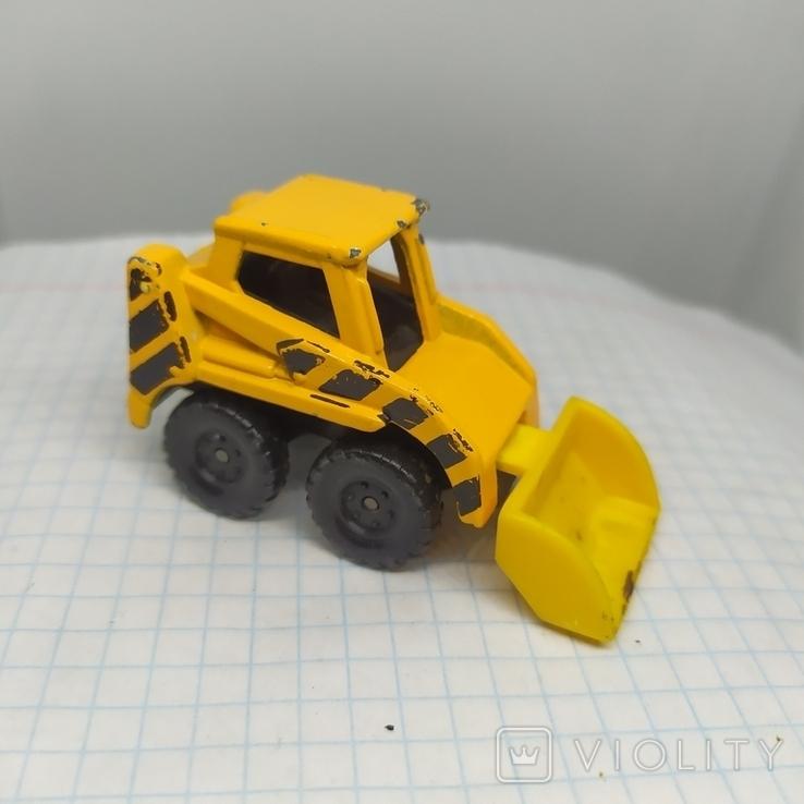 Трактор Бульдозер. Металл. Maisto  (12.20), фото №2