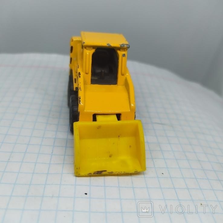 Трактор Бульдозер. Металл. Maisto  (12.20), фото №3