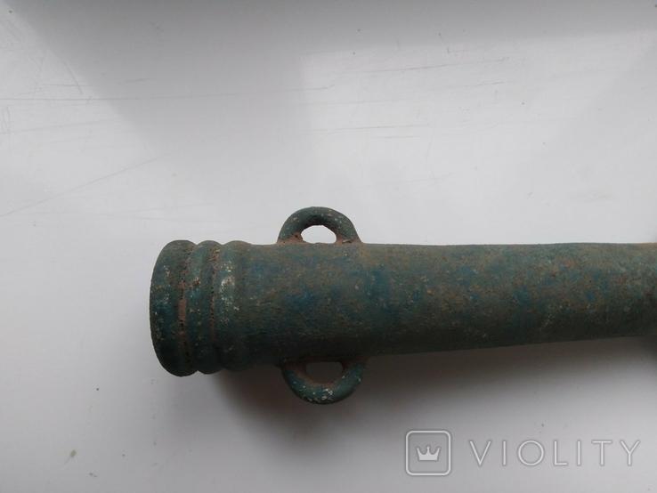 Бронзовий наконечник копья (Копія), фото №8