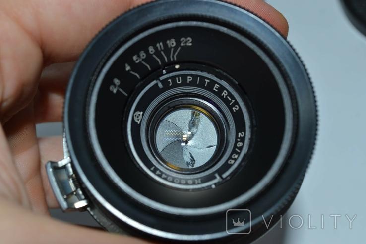 Jupiter-12 2.8/35, фото №6
