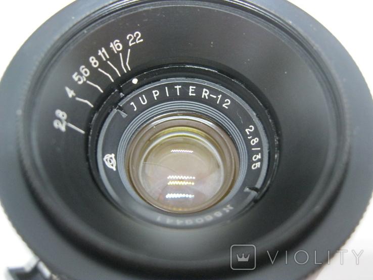 Jupiter-12 2.8/35, фото №8