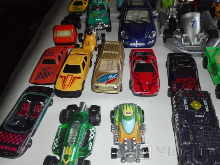 45 автомобилей, фото №7