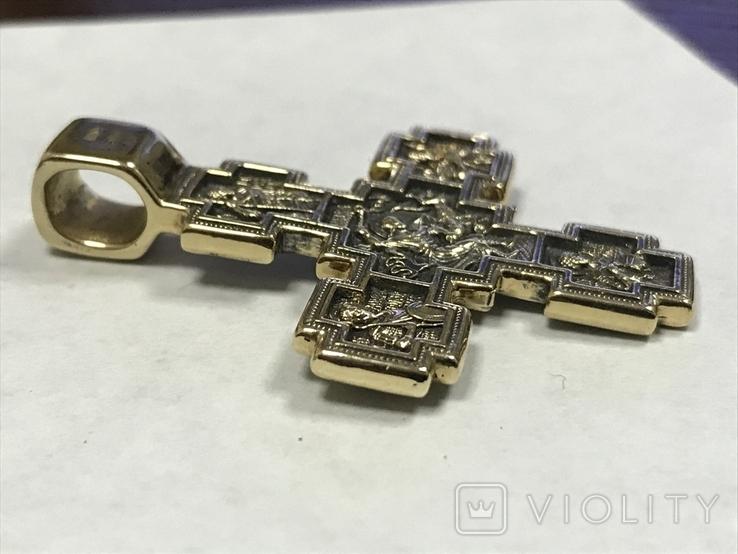 Золотой крест Никита Бесогон, фото №6