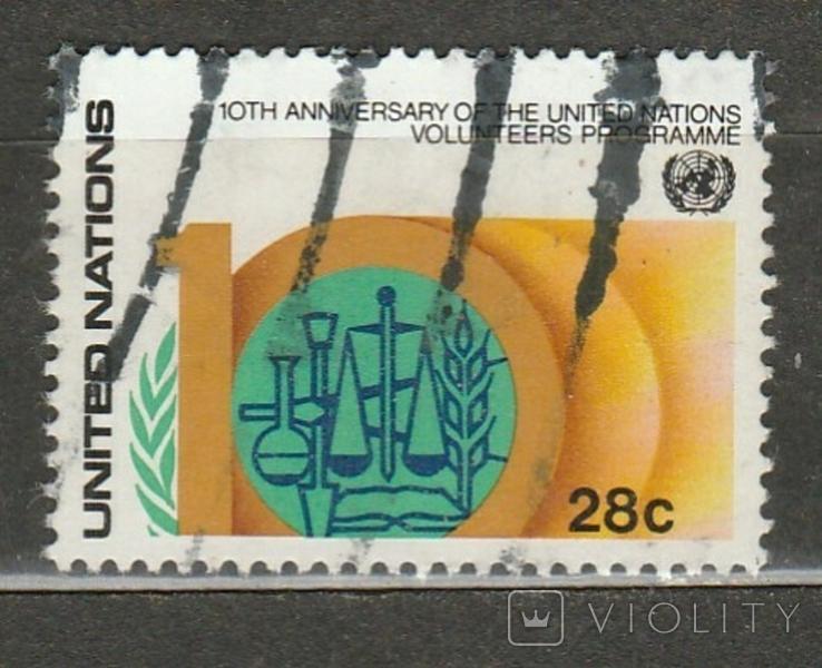 233 ООН офис Нью-Йорк 1981