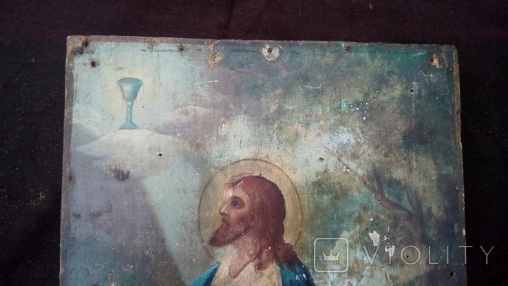 Моление о чаше, фото №8
