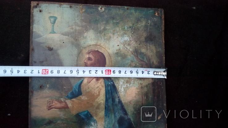 Моление о чаше, фото №11