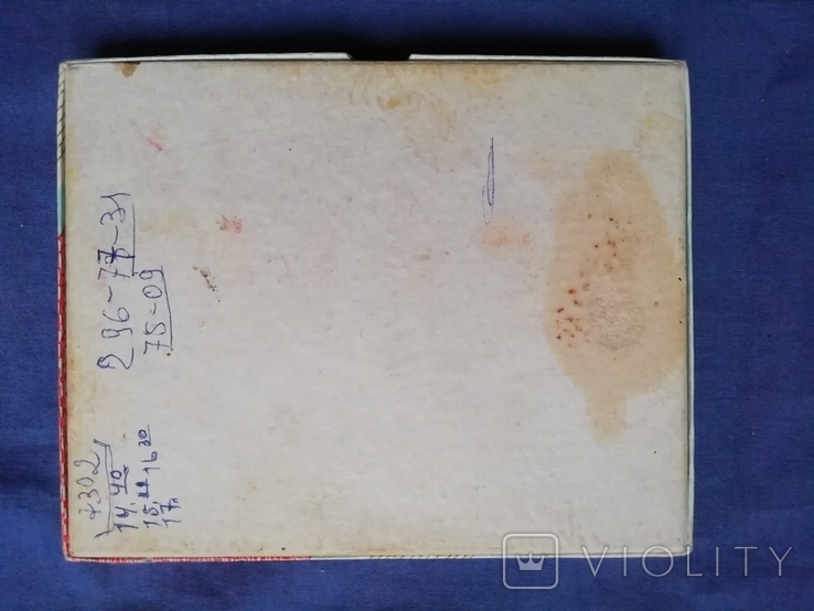 Старая Коробка набор перьевые ручки Китай СССР, фото №4
