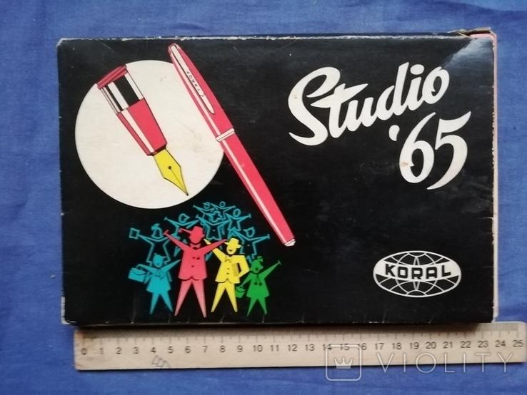 Старая Коробка перьевые ручки Studio 65 Koral, фото №2