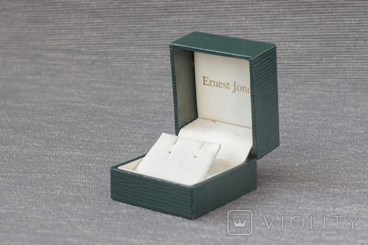 "Футляр-витрина для сережек лондонского ювелирного дома ""Ernest Jones"", фото №3"