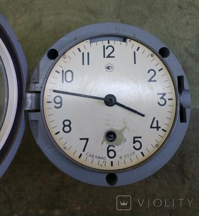 Каютные часы, фото №4