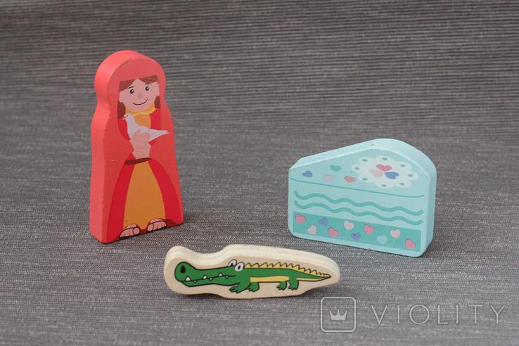 Деревянные фигурки игрушки, фото №2