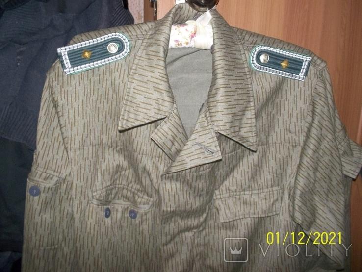 Китель  полевой    полиции  гдр.    р 52., фото №2
