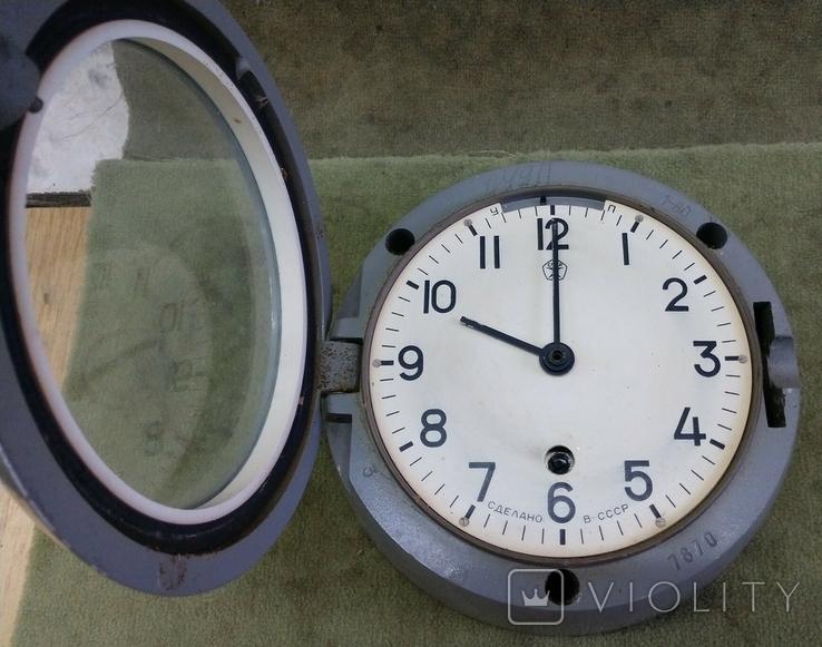 Двое каютных часов одним лотом, фото №7