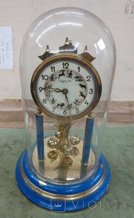 Часы годовики 50-х годов Германия, фото №2