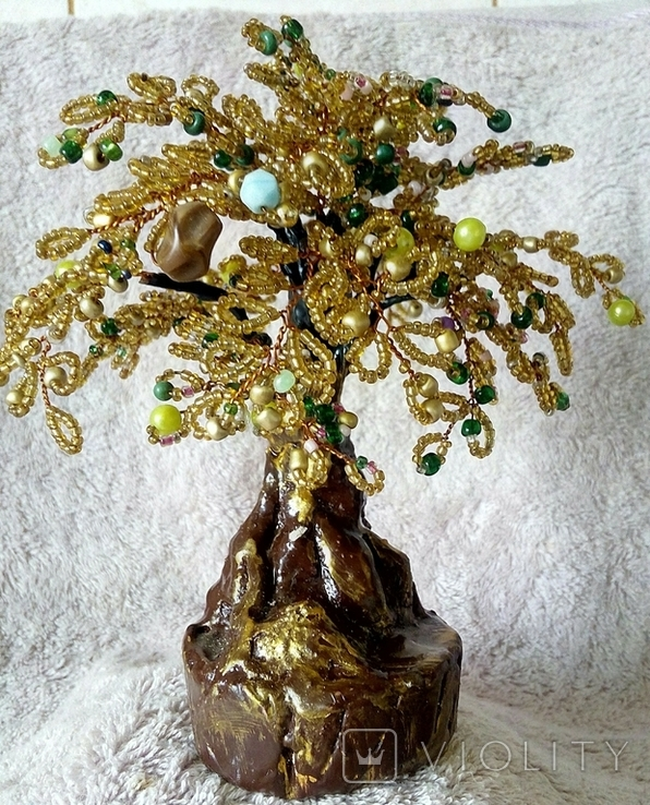 Дерево с бисера 6., фото №2