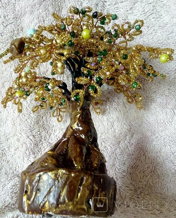 Дерево с бисера 6., фото №9
