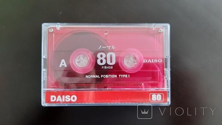 Касета Daiso 80 Japan, фото №2
