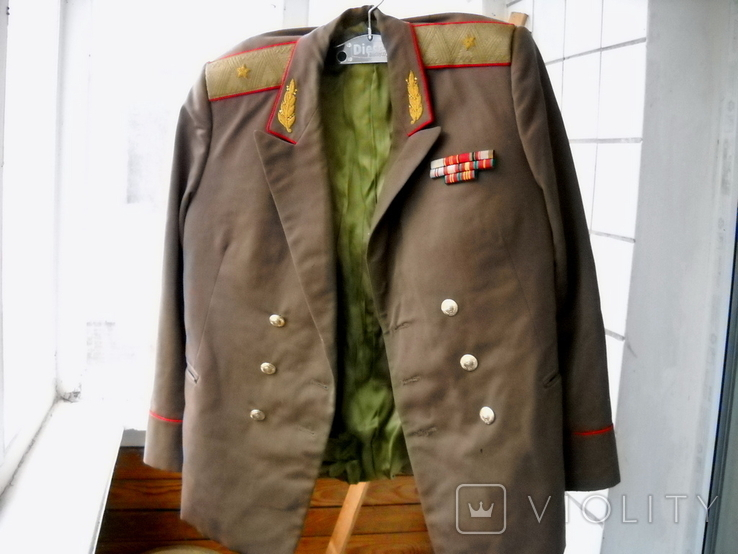Форма генерал-майора СССР, фото №2