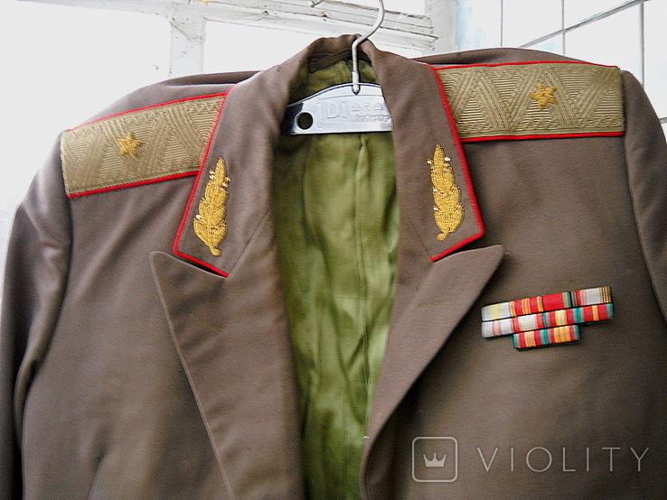 Форма генерал-майора СССР, фото №3