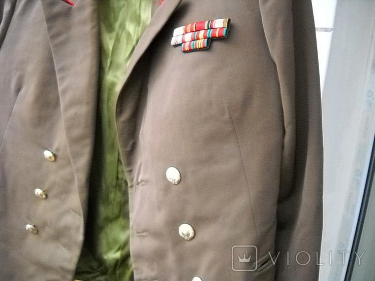 Форма генерал-майора СССР, фото №4