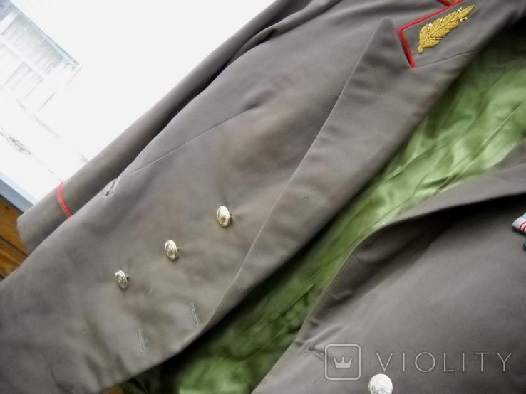 Форма генерал-майора СССР, фото №5