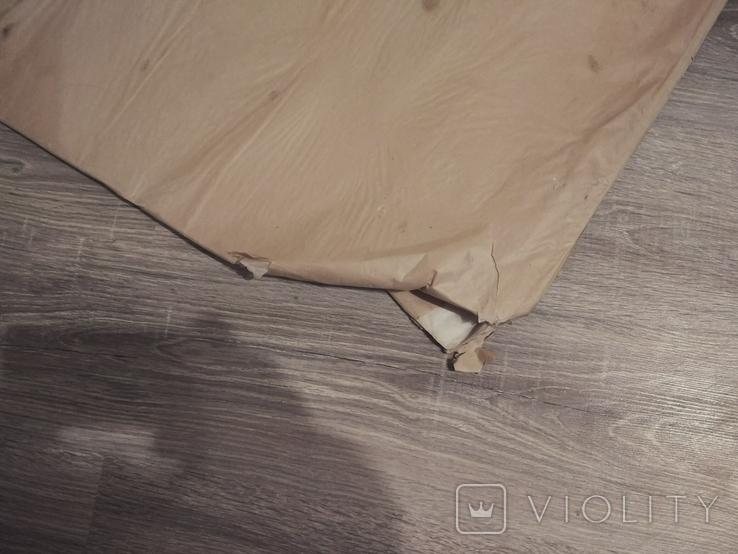 Оргстекло полностью прозрачное,лист 80х60 см.,толщина 1 мм, СССР, в оригинальной упаковке, фото №6