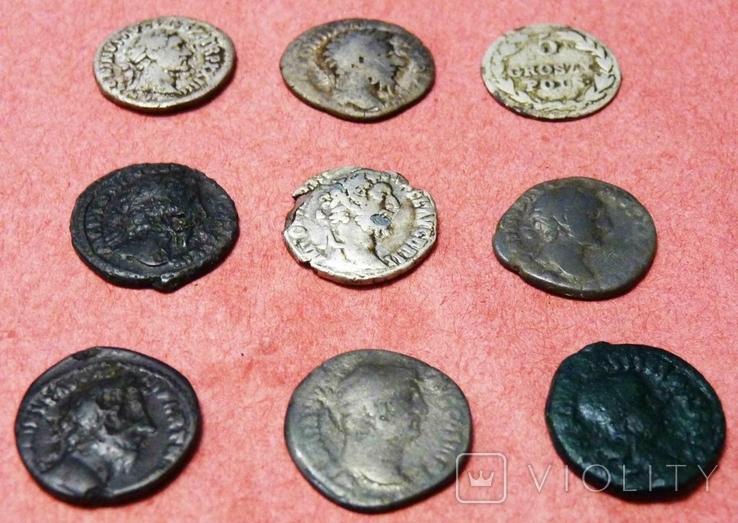 Монеты 9 шт лот № 2, фото №4