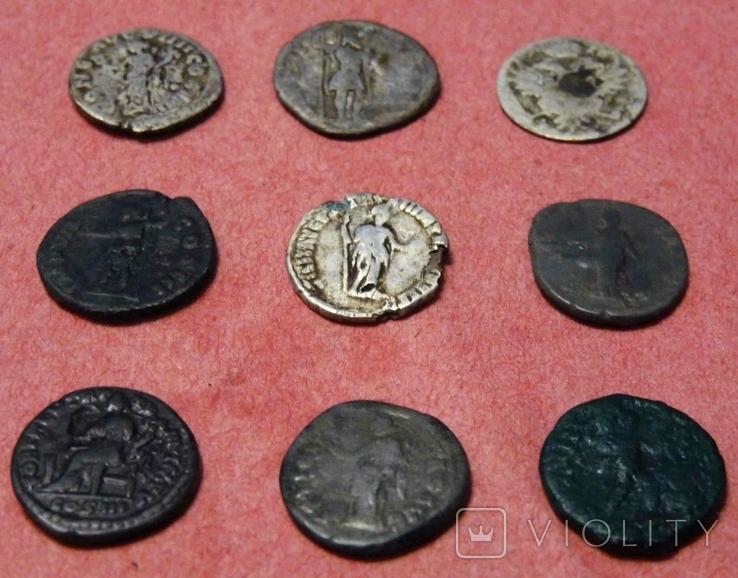 Монеты 9 шт лот № 2, фото №5