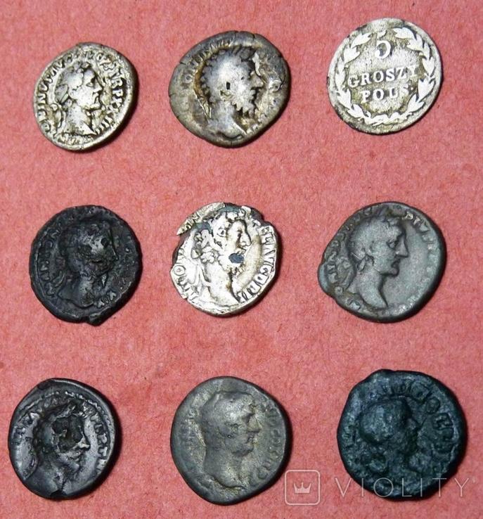 Монеты 9 шт лот № 2, фото №8