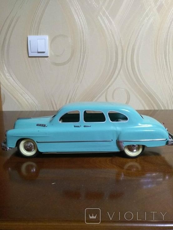 Игрушечный автомобиль ГАЗ 12 ЗИМ, фото №2
