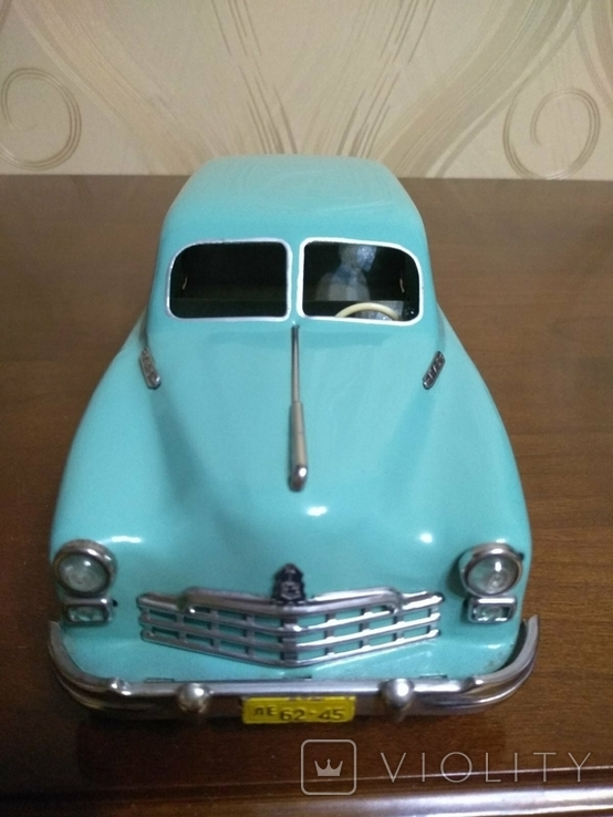 Игрушечный автомобиль ГАЗ 12 ЗИМ, фото №3