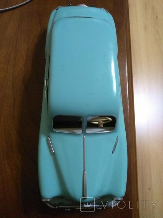 Игрушечный автомобиль ГАЗ 12 ЗИМ, фото №4