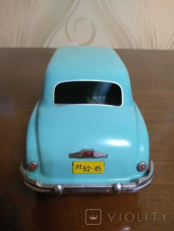 Игрушечный автомобиль ГАЗ 12 ЗИМ, фото №5