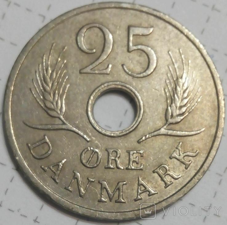 Дания 25 оре 1971, фото №2