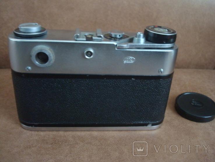 Фотоаппарат ФЭД-5В  И-61Л/Д  2,8/55  №8421292, фото №6